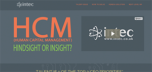 Talent Insights microsite