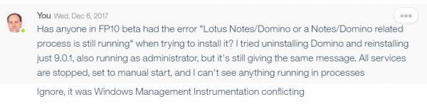 Development Server Installation Gotchas - Intec Systems