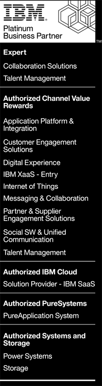 Intec - IBM Platinum Partner