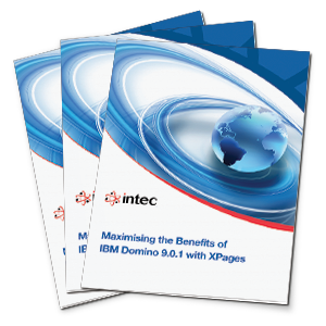 Maximising The Benefits of IBM Domino 9.0.1 With XPages