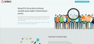 People Analytics Support Service