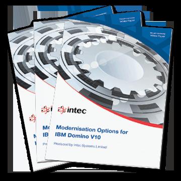 Modernisation Options for IBM Domino V10