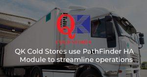 QK Cold Stores PathFinder Case Study